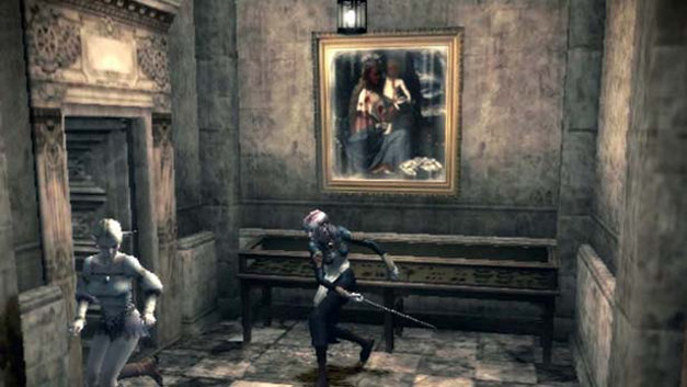 Haunting Ground Screenshot 10