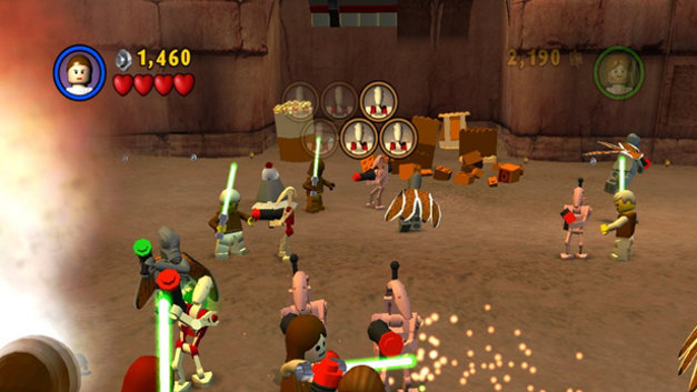 LEGO® Star Wars Screenshot 1