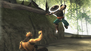 Mortal Kombat: Shaolin Monks Screenshot 3