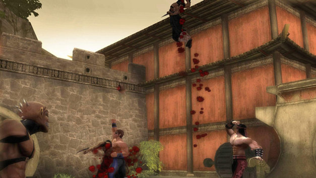 Mortal Kombat: Shaolin Monks Screenshot 4