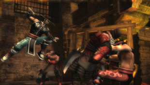 Mortal Kombat: Shaolin Monks Screenshot 5