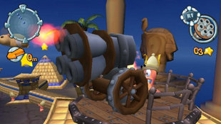 Worms Forts: Under Siege! Screenshot 3