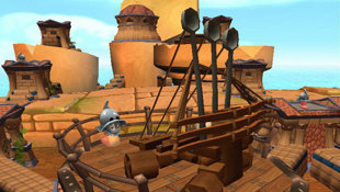 Worms Forts: Under Siege! Screenshot 5