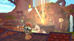 Worms Forts: Under Siege! Screenshot 6