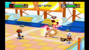 Ape Escape: Pumped & Primed Screenshot 3