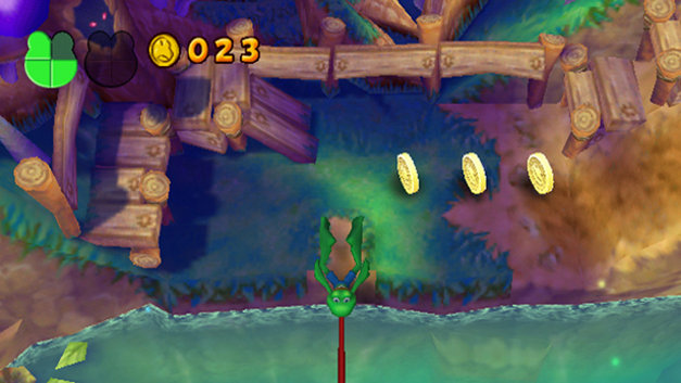 Frogger: Ancient Shadow Screenshot 1
