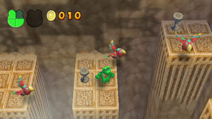 Frogger: Ancient Shadow Screenshot 2