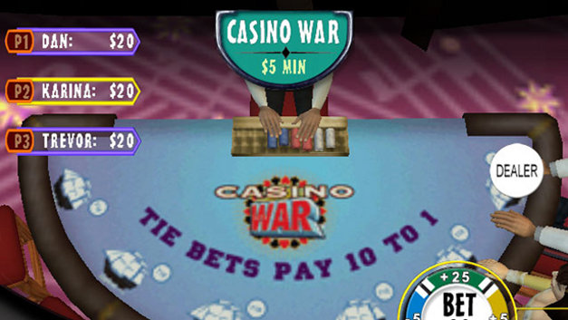 Hard Rock Casino Screenshot 1