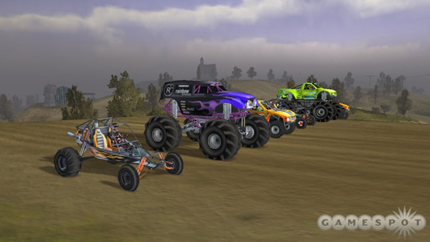 MX vs. ATV Unleashed Screenshot 10