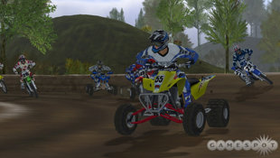 MX vs. ATV Unleashed Screenshot 2