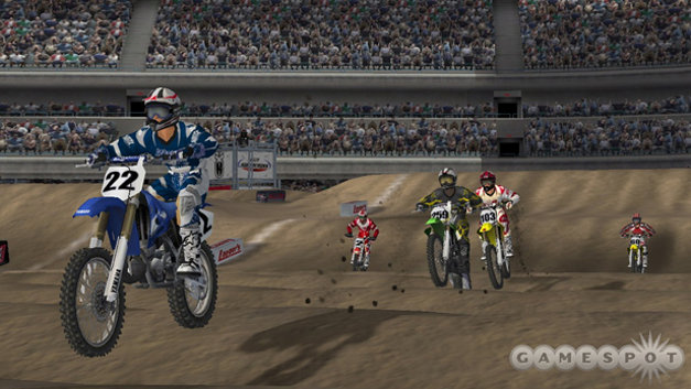 MX vs. ATV Unleashed Screenshot 4