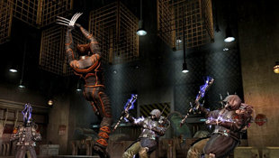 X-Men: The Official Game Screenshot 6