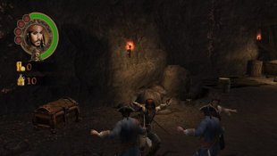 Pirates of the Caribbean: The Legend of Jack Sparrow Screenshot 5
