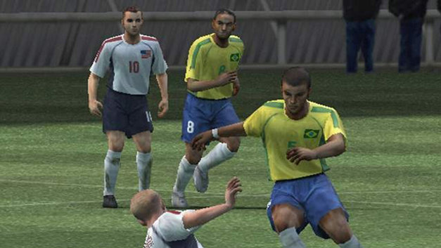 World Soccer Winning Eleven 8 International Screenshot 1