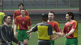 World Soccer Winning Eleven 8 International Screenshot 3