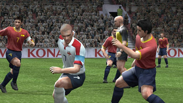 World Soccer Winning Eleven 8 International Screenshot 4