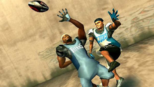 NFL Street 2 Screenshot 2