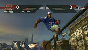 NFL Street 2 Screenshot 3
