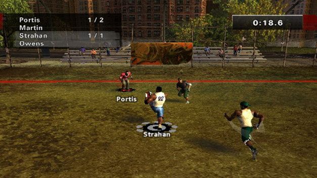 NFL Street 2 Screenshot 4