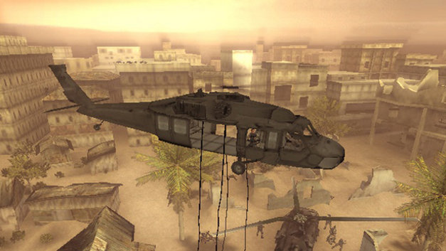 Delta Force: Black Hawk Down Screenshot 1