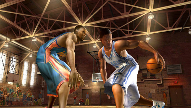 NBA Street V3 Screenshot 1