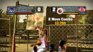 NBA Street V3 Screenshot 3