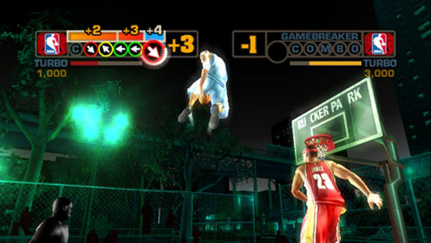 NBA Street V3 Screenshot 4