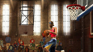 NBA Street V3 Screenshot 5