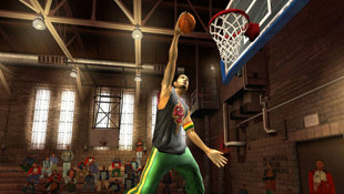 NBA Street V3 Screenshot 6