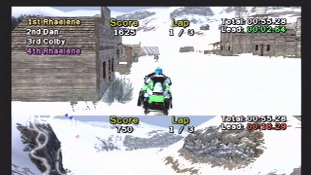SnoCross 2: Featuring Blair Morgan Screenshot 1