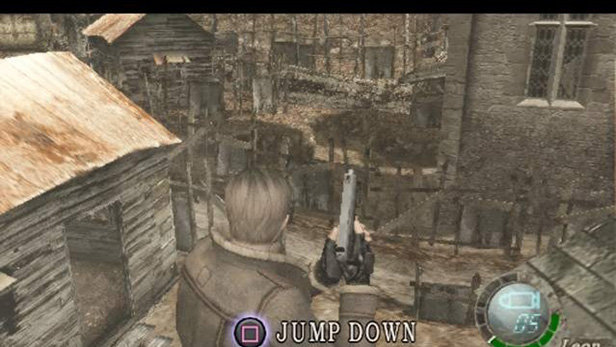 Resident Evil 4 Game Ps2 Playstation