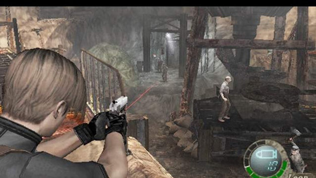 Resident Evil 4 Screenshot 7