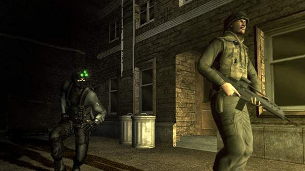 Tom Clancy's Splinter Cell Chaos Theory Screenshot 1