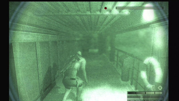 Tom Clancy's Splinter Cell Chaos Theory Screenshot 7