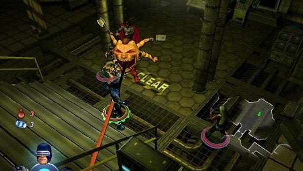 X Men Legends II Rise Of Apocalypse Screenshot 5