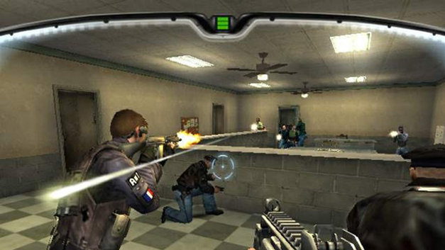 Tom Clancy's Rainbow Six:  Lockdown Screenshot 4