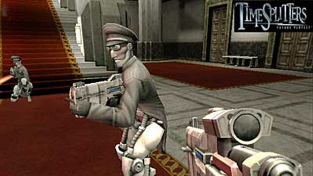 TimeSplitters: Future Perfect Screenshot 4