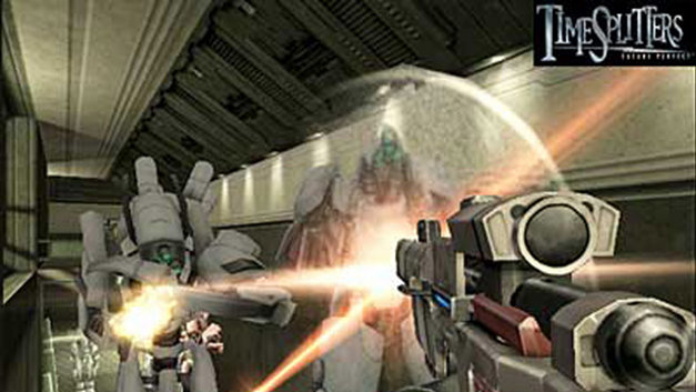 TimeSplitters: Future Perfect Screenshot 7