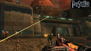 TimeSplitters: Future Perfect Screenshot 9