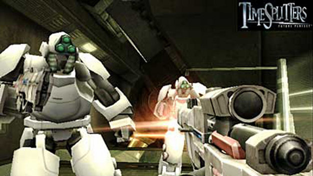 TimeSplitters: Future Perfect Screenshot 10