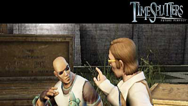 TimeSplitters: Future Perfect Screenshot 1