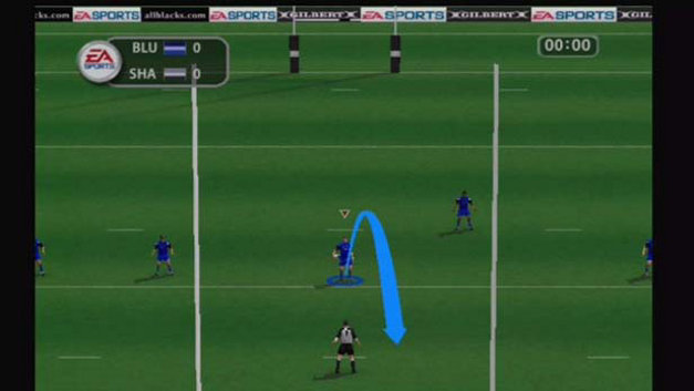Rugby 2005 Screenshot 1