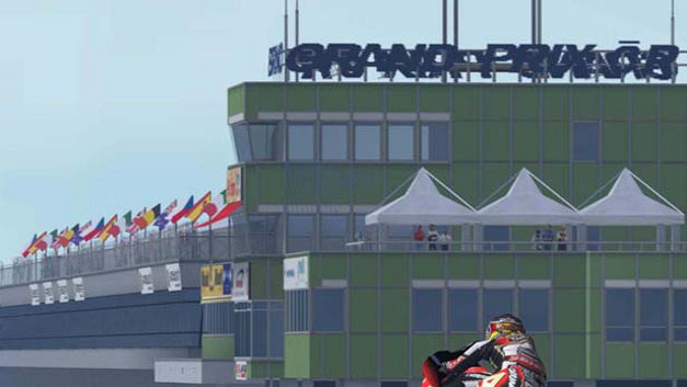 MotoGP 4 Screenshot 1
