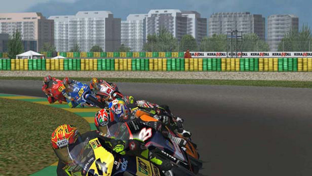 MotoGP 4 Screenshot 4