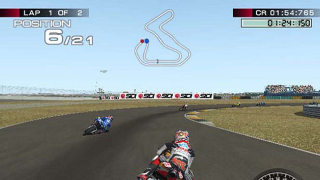 MotoGP 4 Screenshot 7