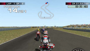 MotoGP 4 Screenshot 9