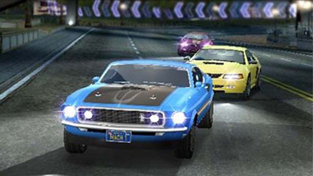 Ford Mustang: The Legend Lives Screenshot 1