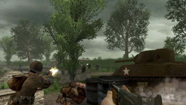 Brothers in Arms: Road to Hill 30 Screenshot 10