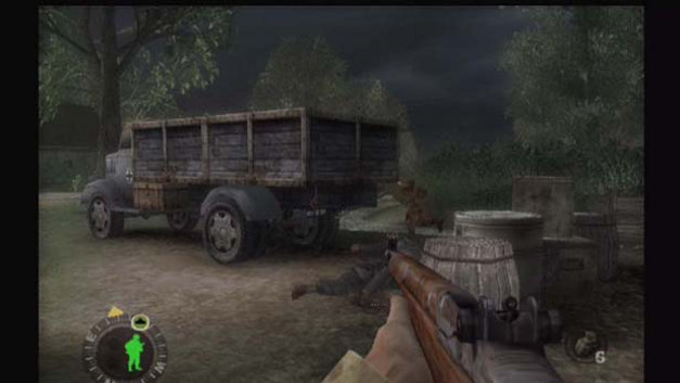 Brothers in Arms: Road to Hill 30 Screenshot 1