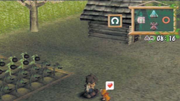 cara memainkan game harvest moon wonderful life di android